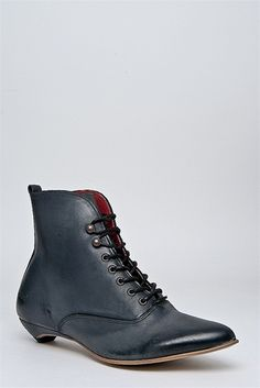 Kickers  Fiftithree Low Heel Ankle Boot