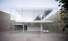 Galeria - Oficinas Zamora / Alberto Campo Baeza - 6