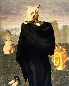 Rene Magritte cover art for Minotaure, issue Rene Magritte, Conceptual Art, Surreal Art, Max Ernst, Amedeo Modigliani, Art Moderne, Cubism, Dark Art, Art History