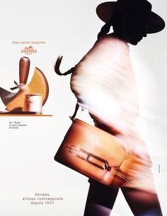 Jacquelyn Jablonski by Nick Knight for Hermès Spring 2011 Campaign