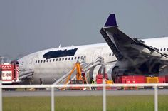 Linked: Thai Airways Redacts Logo After Accident