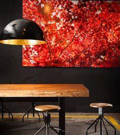 Czy podoba Ci się złota polska jesień, pełna złocistych liści i fioletowych wrzosów? Możesz  wykorzystać jej atrybuty w aranżacji wnętrza!