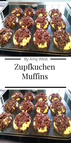 Pastry cake muffins - Ingredients 100 g butter 100 g sugar 3 tablespoons cocoa powder 150 g flour 2 teaspoons baking powd - Donut Recipes, Pastry Recipes, Easy Cake Recipes, Almond Recipes, Fall Recipes, Cookie Recipes, Chocolate Covered Almonds, Chocolate Buttercream Frosting, Shortcrust Pastry