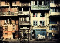 Homes in Kathmandu #0101 by Michiel de Lange