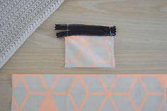 Jeg har samlet info fra mit blogindlæg om ripple stitch-clutchen (se opskriften på clutchen HER)omkring, hvordan jeg monterer for og lynlås i mine hæklede punge/tasker nedenfor : Fremgangsmåde/billedguide Klip stoffet, der skal bruges til for til, så det er ca 1 cm for stort hele vejen rundt Klip endnu et lille stykke stof, der skal …