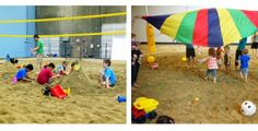 Parent Feedback on parties at 6 Pack Indoor Beach.