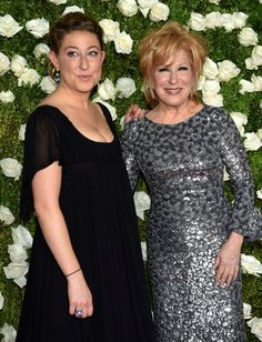 The 71st annual Tony Awards red carpet | CTV News Bette Midler