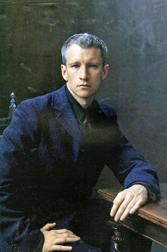 Anderson Cooper photographed by David Seidner