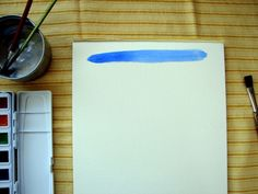 This is excellent! watercolor techniques | camp creek blog @ project-based-homeschooling.com