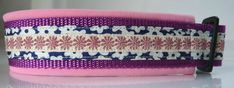 Handgemachtes Halsband in tollen Frühlingsfarben