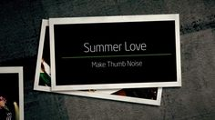 "2NE1 - ""Make Thumb Noise"" Project (Round 2-2)_Summer Love_eng (+playlist)"