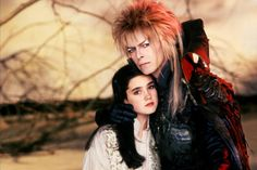 29 Movies We Wish Had Makeup Lines #refinery29  http://www.refinery29.com/best-movies-makeup-inspiration#slide16  Labyrinth Why we need it: David Bowie's makeup. That is all.What it needs to have: highlighter in Remind Me Of The Babe, eyeliner in Goblin King.