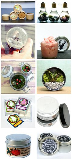 Looking for unique homemade Christmas gift ideas? Then be sure to consider this collection of ten unique homemade Christmas gift ideas that you can make yourself!
