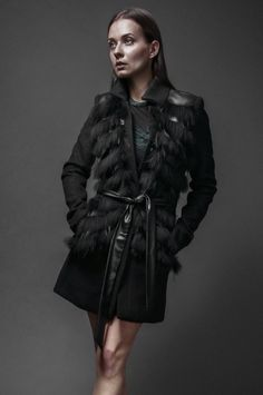 Winter Jackets, Fashion, Winter Vest Outfits, Fashion Styles, Fasion, Fashion Illustrations, Winter Coats, Moda