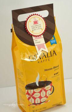 Coffee Bag Handles - Nichole Heady