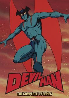 This release from the classic anime series DEVILMAN includes all 39 episodes of the show.