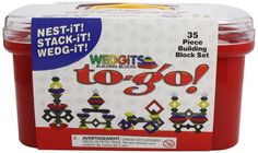 TO BUY Imagability Wedgits To Go 35 Piece Set