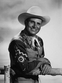 Gene Autry-My First Hero-Marilyn (Busby) Horchem-Love Gene Autry Oklahoma Plus my MOM  DAD were both born in OKLAHOMA!