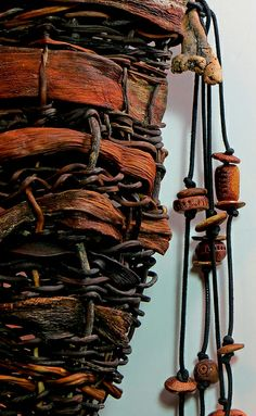 hanging kelp basket by aMused Creations, via Flickr