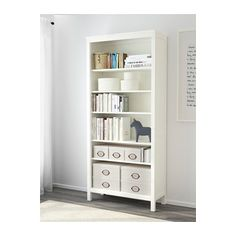 """$16.99 - with  linen texture -12 ½x13 ¾x11 ¾KVARNVIK Box with lid - white, 12 ½x13 ¾x11 ¾ """" - IKEA"""