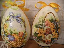 Wielkanocne inspiracje na Stylowi.pl Art Decor, Decoration, Decoupage, Easter Egg Designs, Easter Projects, Spring Design, Easter Parade, Egg Art, Holiday Themes