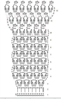 Crochet Stitch M2 : M?s de 1000 im?genes sobre Arte que adoro en Pinterest Ficha de ...