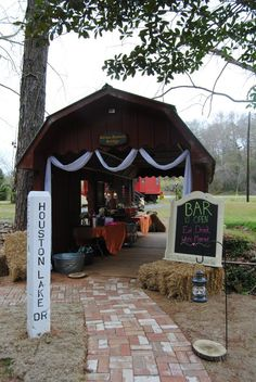 Food/ Drinks in the covered bridge? Forest Hill Park, Georgia Wedding Venues, Covered Bridges, Event Venues, Dream Wedding, Weddings, Drinks, Outdoor Decor, Food