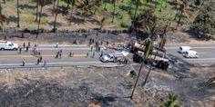 ] ACAPULCO,Gro. * 19 de abril del 2017. El vocero de Seguridad estatal, Roberto Álvarez Heredia, informó que los dictámenes de la Policía Federal y la Fiscalía General del Estado de Guerrero en relación al accidente del pasado 13 de abril, ocurridos en los límites de Guerrero y Michoacán, son...
