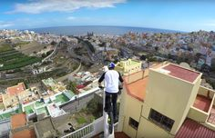 Danny MacAskill Terrifies, Thrills in New Cascadia Video http://www.bicycling.com/culture/people/danny-macaskill-terrifies-thrills-in-new-cascadia-video