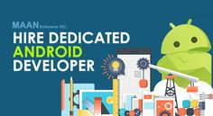 Just give us your #idea and we will transform it into #reality, doesn't matter whether your #app is targeted to consumer #market or #enterprise level, our #experts are trained to build quality rich #androidapp in best #price.  https://www.maansoftwares.com/hire/hire-android-developer