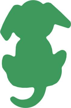 furador scrapbook - cachorro cachorrinho