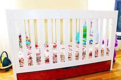 DIY Cute Crib Sheet | Pretty Prudent
