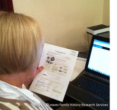 Try our online family history course Us Online, Family History, Research, Genealogy, Coaching, Training, Family Tree Chart, Exploring