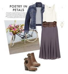 """""""Plus - lovely lavender for Fall 2015"""" by the3bollings on Polyvore featuring maurices, H&M, Jacques Vert, Miss Selfridge and Aéropostale"""