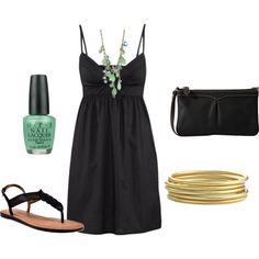 """""""dress"""" by ohsnapitsalycia on Polyvore"""