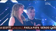 Chiara e Morgan a @X Factor Italia - 9^ puntata 07.12.2012
