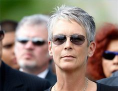How to Style Hair Like Jamie Lee Curtis
