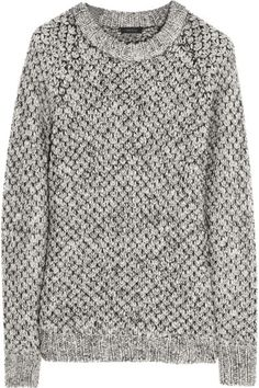 {Fall 2013 Must Have} Knitwear Casual Outfit Zambra chunky-knit sweater via Net A Porter
