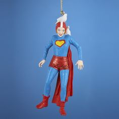 I Love Lucy Superman Ornament   LucyStore.com, Pay $1.00 now and the remaining $8.95 when it ships out in late July