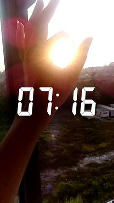 #snapchat #snapchattimefilter #time #idea #inspiration #photography catching sunrise #sunrise #forcedperspective #morning