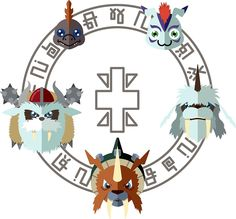 Digimon: Crest of Reliability by Sindor