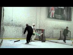 Rohkohl's Latest Goalcrease Training - YouTube