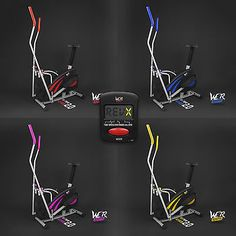 We r sports #2-in-1 elliptical #cross #trainer and exercise bike cardio workout,  View more on the LINK: http://www.zeppy.io/product/gb/2/111403953185/