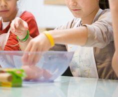 Experiencias sensoriales infantiles - Good Mood Magazine #6