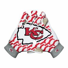 Nike Kansas City Chiefs KO Gloves - Graphite
