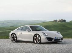 Porsche 911 50th Anniversary Edition.