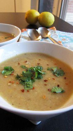How To Make Kurdish Lentil Soup