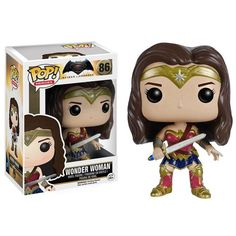 Wonder Woman Funko Pop Action Figure Toy Doll – Superhero Universe