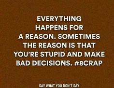 Stupid !!