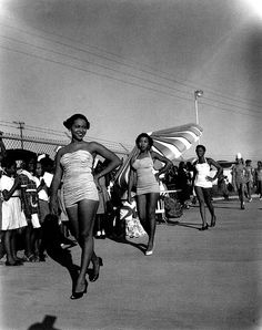 THE CATWALK | 1960s    —- Photograph by Henry Clay Anderson Black History Album: The Way We Were, Vintage African American Vernacular Photography (blackhistoryalbum.com)
